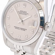 Rolex Oyster Perpetual Date Ref 68240 Papers / Box