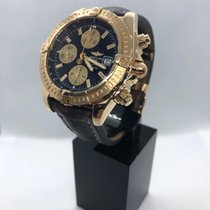 Breitling Chronomat Evolution 18k Yellow Gold