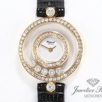 Chopard Happy Diamonds Gelbgold 750 Diamanten Brillanten