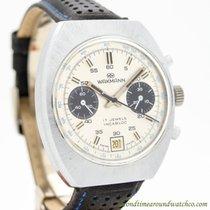 Wakmann 2-Register Chrono circa 1970's