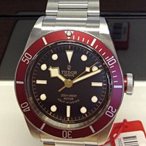 Tudor Heritage Black Bay 41mm - Box & Papers 2014