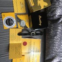 Breitling Montbrillant (Submodel) tweedehands 38mm Staal
