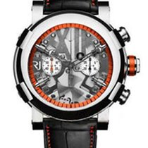 Romain Jerome Steel Automatic 50mm new Titanic-DNA