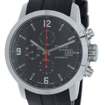 Tissot PRC 200 pre-owned 44mm Steel