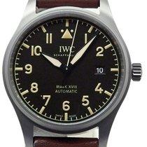 IWC Pilot Mark Titanium 40mm Black