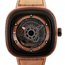 Sevenfriday 47mm Automatic SF-P2B/03-W pre-owned UAE, Dubai