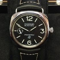 Panerai Radiomir Black Seal Steel 45mm Black