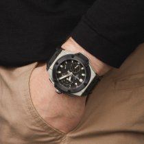 Hublot King Power Titanium 48mm Nederland, Amsterdam