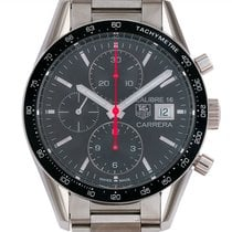 TAG Heuer Carrera Calibre 16 CV201AK.BA0727 new