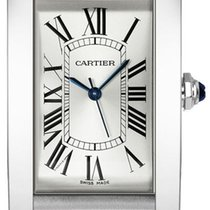 Cartier new Automatic 41.6mm Steel Sapphire Glass