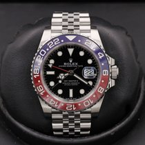 Rolex GMT-Master new 2019 Watch with original box and original papers 126710