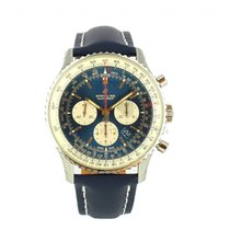 Breitling Navitimer 01 (46 MM) Steel 46mm Blue