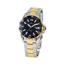 Jacques Lemans Gold/Steel 42mm Automatic 1-2014F new United States of America, Florida, Sarasota