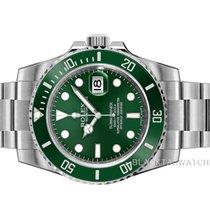 Rolex Submariner Date Steel 40mm Green No numerals United States of America, Florida, Aventura