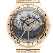 Ulysse Nardin Astrolabium Yellow gold 40mm