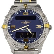 Breitling Aerospace Titanium 40mm Blue United States of America, Illinois, BUFFALO GROVE