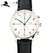 IWC Portuguese Chronograph IW371417 pre-owned