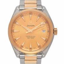 Omega Seamaster Aqua Terra новые Автоподзавод Часы с оригинальными документами и коробкой 231.20.42.21.08.001