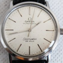 Omega Steel 33mm Automatic Seamaster DeVille pre-owned