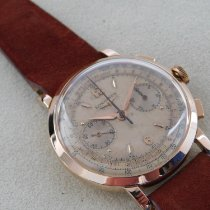 Longines Red gold Manual winding Champagne No numerals 37,5mm pre-owned