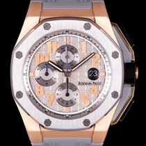 Audemars Piguet Royal Oak Offshore Chronograph 26210OI.OO.A109CR.01 2014 pre-owned