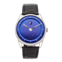 De Bethune Witgoud 44mm Handopwind DB25LWS3V2 tweedehands