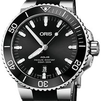 Oris Aquis Date 01 733 7730 4134-07 4 24 64EB 2020 new