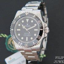 Rolex Submariner (No Date) 114060 2019 novo