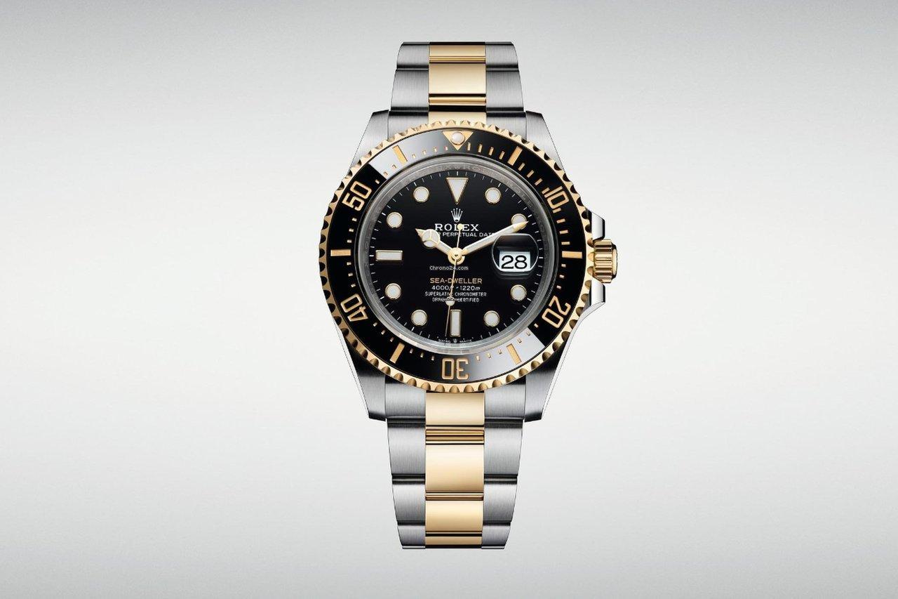 Rolex Sea-Dweller 126603 2021 new