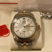 Tudor Glamour Double Date Gold/Steel 42mm Silver United States of America, North Carolina, Charlotte