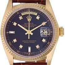 Rolex Day-Date 36 36mm Black No numerals United States of America, Texas, Dallas
