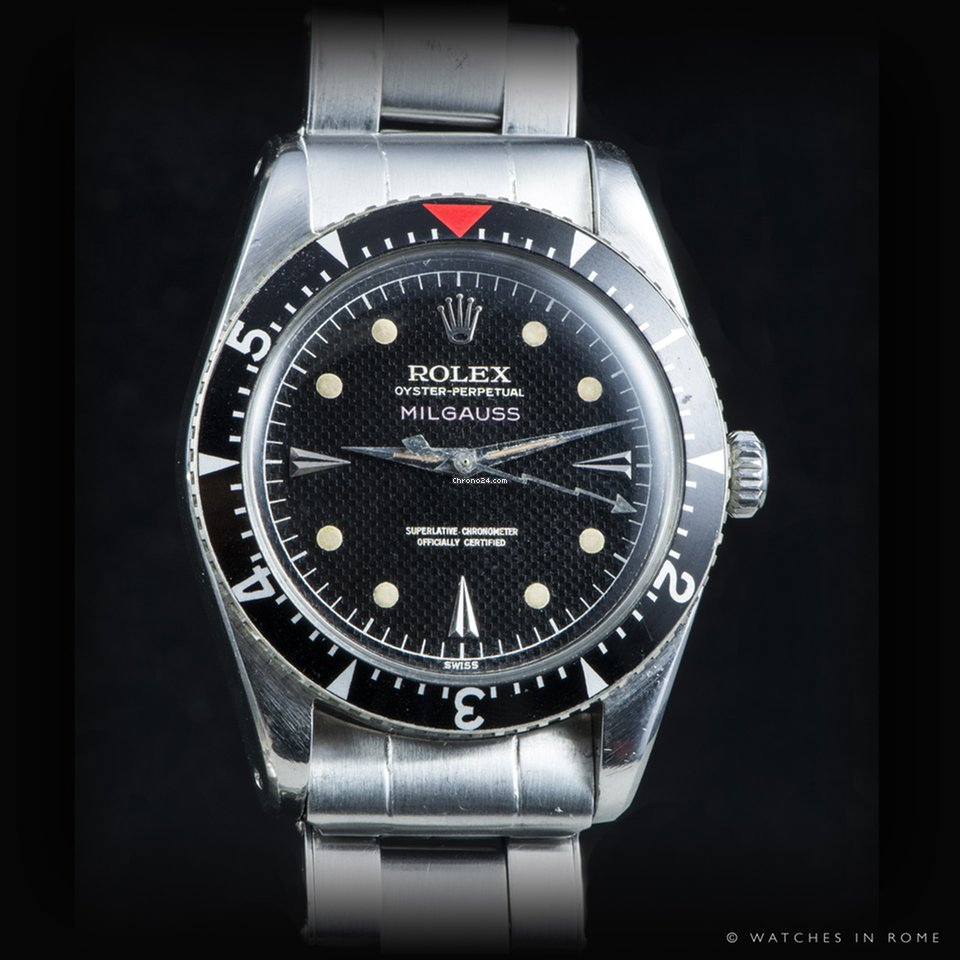 Rolex Milgauss ref 6541 for Price on request for sale from a