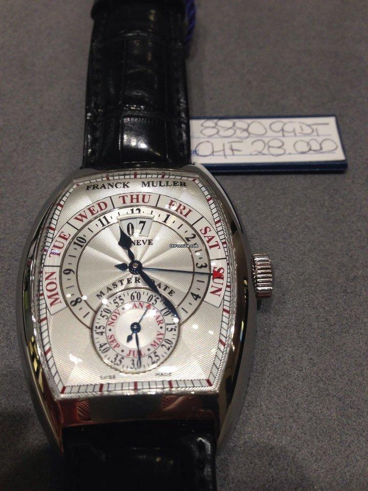 dc02266f869 Franck Muller Casablanca - Todos os preços de relógios Franck Muller  Casablanca na Chrono24