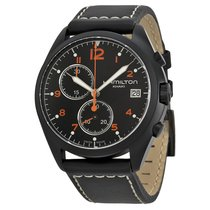 Hamilton Men's H76582733 Khaki Pilot Pioneer Watch