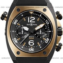 Bell & Ross BR 02 Rose gold Black United States of America, New York, Brooklyn