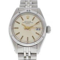 Rolex Vintage Rolex Date Stainless Steel 6919