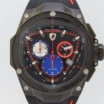 Tonino Lamborghini Stål 44mm Kvarts MR5E076 brukt