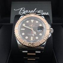 勞力士 (Rolex) Yacht-Master 116621 brown dial rose gold