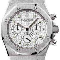 Audemars Piguet Chronograph 18K White Gold Men's Watch