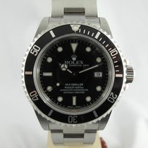 Rolex Sea-Dweller, unpolished,mai lucidato, 2001 P serial