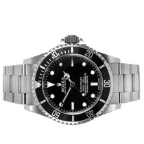 "Rolex 14060M Submariner No Date - Black Dial - 4 liner ""Z""..."