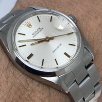Rolex Stainless Steel Oyster Date  Precision Wrist Watch Ref...