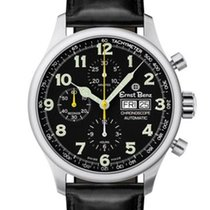 Ernst Benz Steel 44mm Automatic GC40111 new