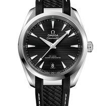 Omega Seamaster Aqua Terra Steel 38mm Black