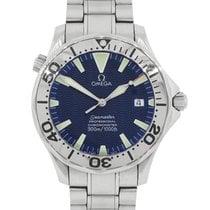 Omega Seamaster Diver 300 M Steel 41mm Blue United States of America, Florida, Boca Raton