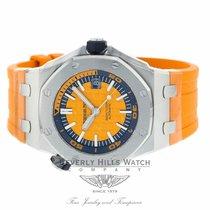 Audemars Piguet Royal Oak Offshore Diver 42mm Orange Dial...