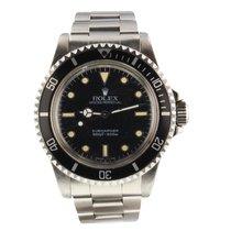 Rolex Submariner  5513 Very Good Condition Mens Watch