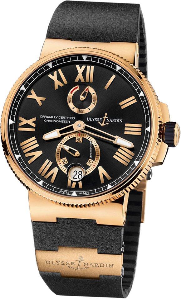 af660a4b3e77 Купить часы Ulysse Nardin - все цены на Chrono24