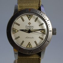 Zodiac 35mm Automatic Sea Wolf pre-owned United Kingdom, Melton Mowbray