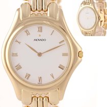 Movado Yellow gold 35mm Quartz 47-19-880 pre-owned United States of America, New York, Huntington